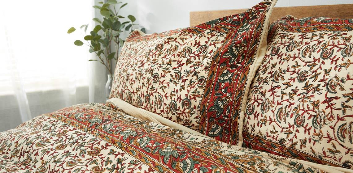 Fair Trade Bedding