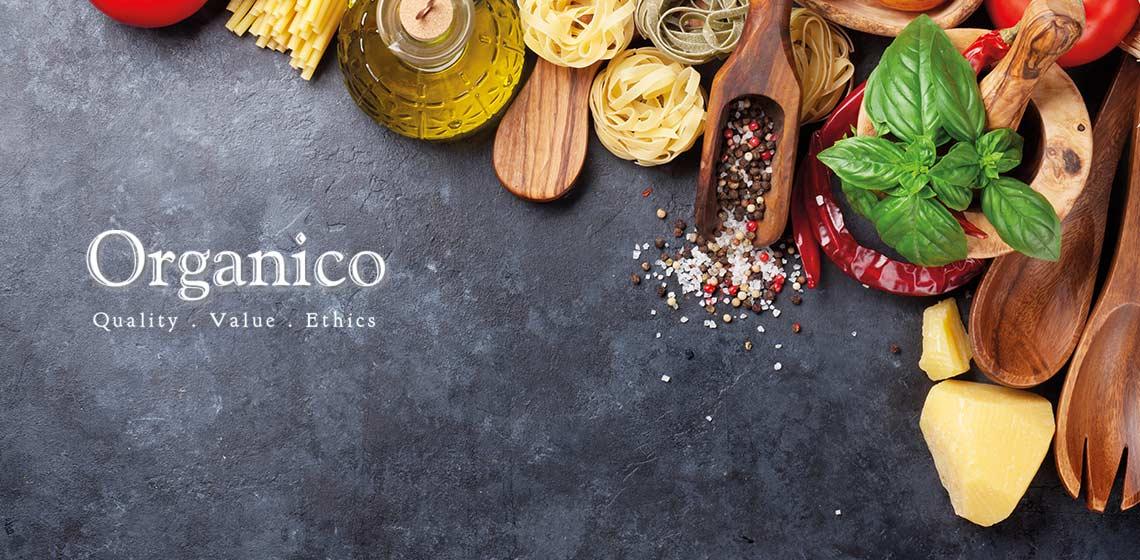 Organico - Organic Mediterranean Food
