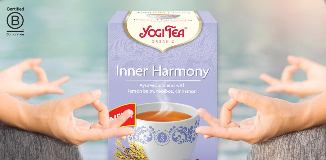 Yogi Tea - Unique, high quality tea