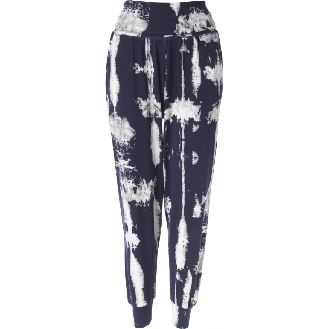 351dcb831b Thought Elsenore Harem Pants - Navy Pattern - Thought (formerly Braintree  Clothing)