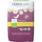 Natracare Organic Cotton Maxi Pads - Regular - 14
