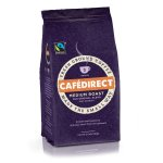 Cafedirect Medium Roast, Fresh Ground Fairtrade Coffee - 227g