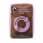 Dark Muscavado Fair Trade Sugar - 500g