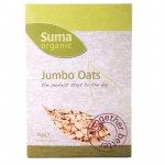 Suma Jumbo Organic Oats 1Kg