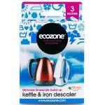 Ecozone Kettle & Iron Descaler - 3 Applications