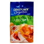 Crazy Jack's Organic Dried Apricot - 250g