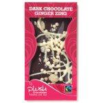 Plush Ginger Zing Dark Chocolate Bar 110g