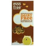 Moo Free Dairy Free Caramelised Hazelnut Chocolate Bar 100g