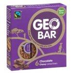 Geobar Chocolate & Raisin - Box of 6