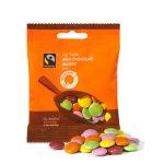 Traidcraft Fair Trade Milk Chocolate Beanies 40g