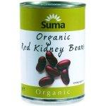 Case of 12 Suma Organic Red Kidney Beans 400g