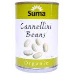 Suma Organic Cannellini Beans 400g