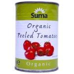Suma Peeled Whole Organic Tomatoes 400g
