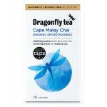 Dragonfly Teas Cape Malay Organic Rooibos Chai Tea - 20 Bags