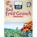 Case of 6 Whole Earth Organic Red Fruit Crunch 450g