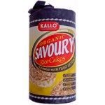 Kallo Savoury Rice Cakes 110g