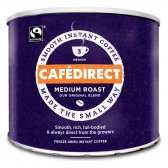 Caf�direct Fairtrade Classic Blend Instant Coffee - 500g