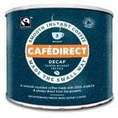 Caf�direct Decaffeinated Instant Coffee - 500g