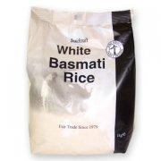 White Basmati Fair Trade Rice - 1kg