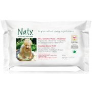 Naty by Nature Babycare Baby Wet Wipes - Fragrance Free - Pack of 70