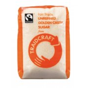 Golden Caster Fair Trade Sugar - 500g