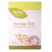 Suma Organic Porridge Oats 1Kg