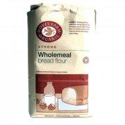 Doves Farm Organic Wholewheat Strong Flour 1.5Kg