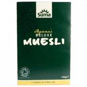 Suma De Luxe Organic Muesli 750g