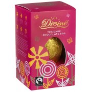 Divine Dark Chocolate Easter Egg - 55g