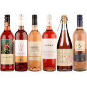 Box of 6 Organic Rosé Wines