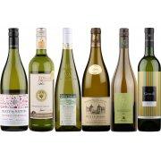 Box of 6 Premium Organic White Wines
