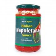 Suma Organic Napoletana Sauce 350g