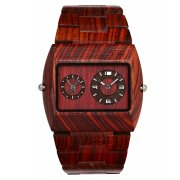 WeWOOD Jupiter Brown Wooden Watch