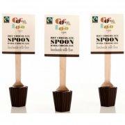 Cocoa Loco Hot Chocolate Spoon - Dark 30g