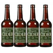 Case of 24 Organic Dunkertons Premium Cider
