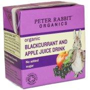 Peter Rabbit Organic Blackcurrant & Apple Juice 150ml