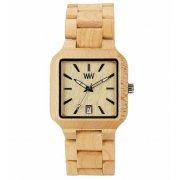 WeWOOD Metis Beige Wooden Watch