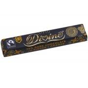 Divine 70% Dark Chocolate with Ginger & Orange - 40g