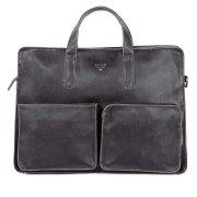 Matt & Nat Vegan Soren Briefcase Bag - Black