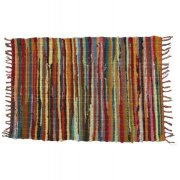 Multicoloured  Rag Rug
