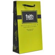 Faith in Nature Revitalising & Energising Shower Gel Gift Set