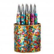 Traidcraft Glitzy pens - Pack of 20