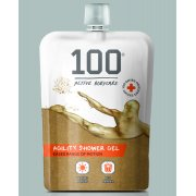 100 Bodycare Agility Natural Shower Gel - 200ml