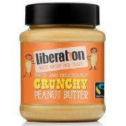 Liberation Peanut Butter - Crunchy - 340g