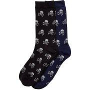 Braintree Bamboo Skull Socks