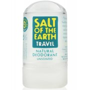 Salt of The Earth Crystal Spring Natural Deodorant - 50g Travel Size
