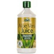 Optima Aloe Vera Juice - Maximum Strength - 1L
