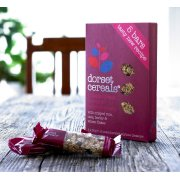 Dorset Cereals Cereal Bars - Blackcurrant, Cherry & Raspberry - Pack of 5 - 30g