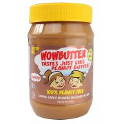 WowButter Crunchy Toasted Soy Spread - 500g