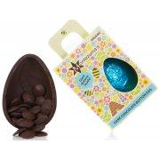 Montezuma's Chunky Organic Easter Egg - Dark Chocolate - 150g